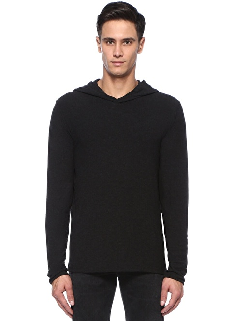 James Perse Sweatshirt Siyah